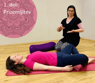 joga za obvladovanje strahu, tesnobe, zaskrbljenosti in stresa